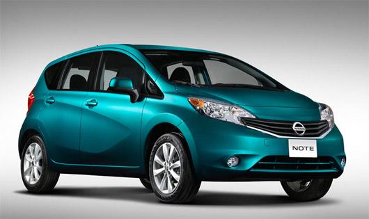Nissan Note 2014 en venta en México