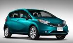 Nissan Note 2015 en venta en México frente