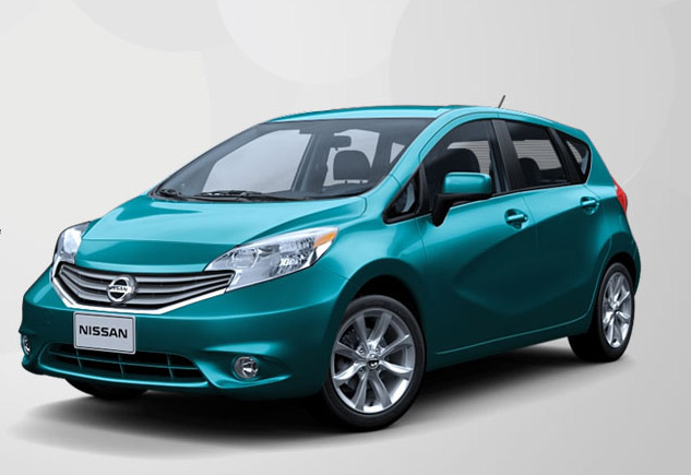 Nissan Note 2014 para México