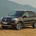 Renault Koleos renovado se presenta