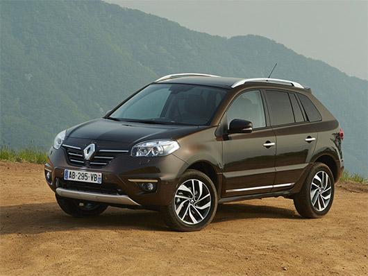 Renault Koleos 2014 renovada