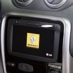 Renault Sandero, Stepway y Duster 2014 con MEDIA Nav: navegación y multimedia