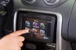 Renault MEDIA Nav para 2014 pantalla touch