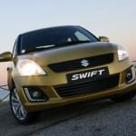 El Suzuki Swift 2014 se muestra con pequeños cambios