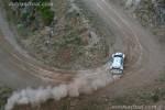 Volkswagen Polo R WRC en terracería rally Grecia