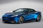 Aston Martin Vanquish Volante 2014 interior