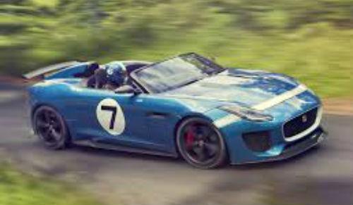 Project 7 Jaguar