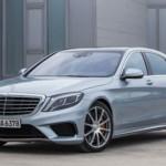 Presentan el nuevo Mercedes-Benz S63 AMG