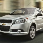 Chevrolet Aveo 2015 ya en México, precios y versiones