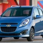 Chevrolet Spark llega a un millón de unidades vendidas en el mundo
