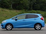 Honda Fit Hibrido 2014