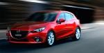 Mazda3 hatchback 2014