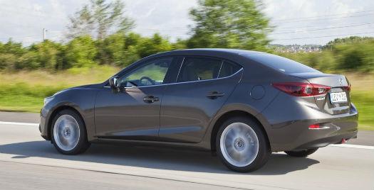 Mazda3 2014 Sedán
