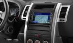 Nissan X-Trail Blue Edition interior