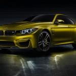 BMW M4 Concept es mostrado imágenes y videos oficiales