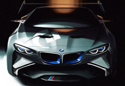 BMW Vision Concept para Gran Turismo 6