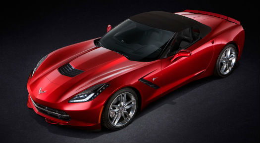 Corvette Stingray Z51 2014 en México