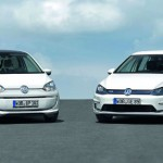 Volkswagen presenta el  e-Golf y el e-Up!