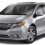 Honda Odyssey 2014 renovada ya en México, precios y versiones