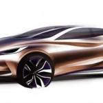 Infiniti presentará el Concepto Q30 en Frankfurt