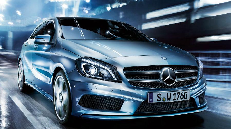 Mercedes benz clase a en m xico autos actual m xico for Mercedes benz mx