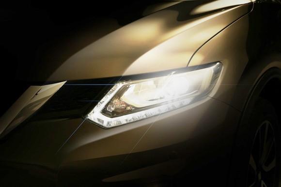 Nissan Rogue 2014 Teaser