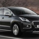 Renovado Peugeot 3008 en imágenes oficiales