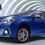 Toyota Corolla 2014 ya a la venta en México precios y versiones