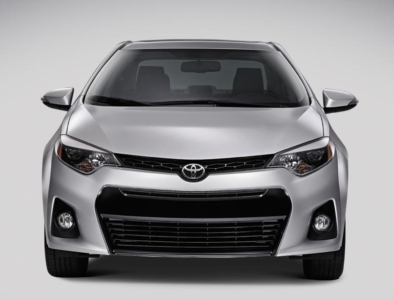 Toyota Corolla 2014 en México