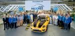Volkswagen México 10 millones de vehículos