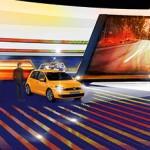 El Stand de Volkswagen par el Autoshow de Frankfurt será Electrizante como en las Nubes