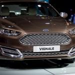 Ford presenta Mondeo Vignale en Frankfurt 2013