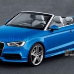 Se filtra el Audi A3 Cabriolet
