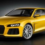 Audi presenta el Sport Quattro Concept