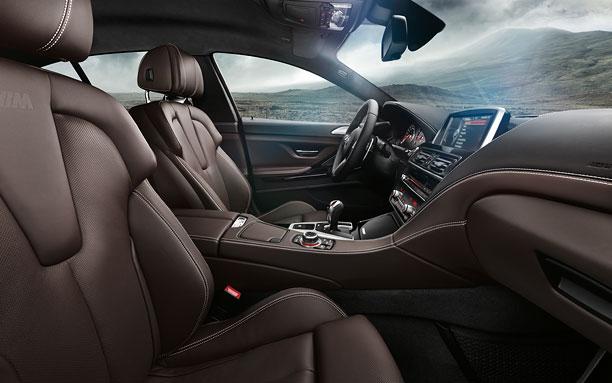 BMW M6 Grand Coupe 2014 en México