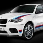 BMW presenta el X6 M Design