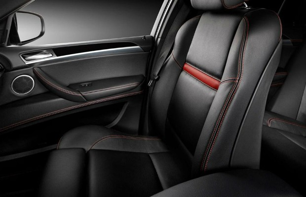 BMW X6 M Design