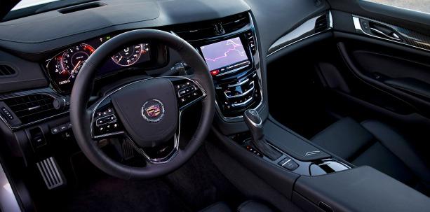 Cadillac CTS 2014 en México