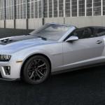 Chevrolet Camaro ZL1 Convertible 2014 pronto en México