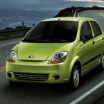 Chevrolet Matiz se dejará de comercializar en México