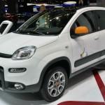 Fiat Panda Antártica  se presenta en Frankfurt 2013