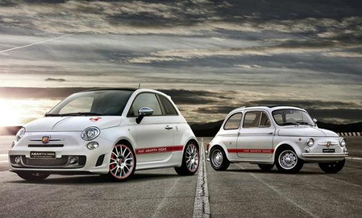 Fiat Abarth 595 50 aniversario