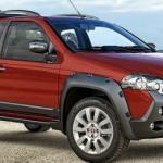 FIAT Strada 2014 renovada es presentada