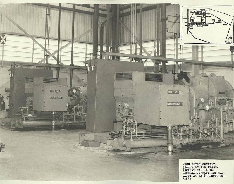 Ford 30 años planta de motores en Chihuahua