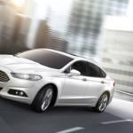 Ford Fusion 2015 llega a México
