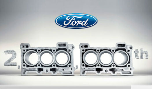 Ford motor 2 millones