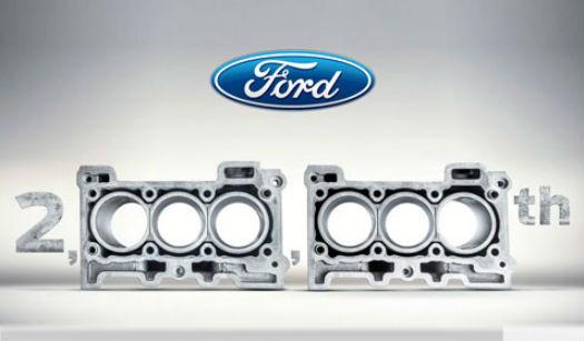 Ford motor 2 millones