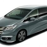 Honda Odyssey nueva generación es presentada
