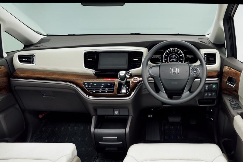 Honda Odyssey nueva generación