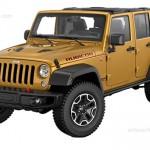 Jeep Wrangler Rubicon X 2014 edición limitada ya en México